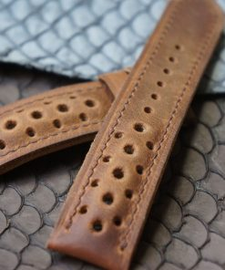 Vintage Rally watch strap