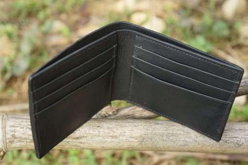 Men's wallet with Kangaroo Leather