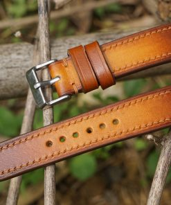 Patina Leather Watch Strap