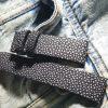 Genuine stingray leather strap