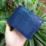 Crocodile Leather Wallet for Men