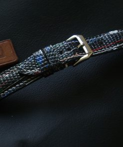 Bespoke Lizard Leather Watch Strap