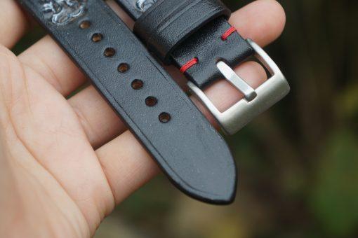 Bespoke Leather Watch Strap